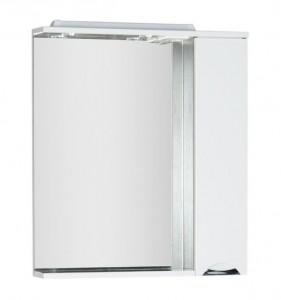 Зеркало-шкаф Aquanet Гретта 90 00173993, цвет венге