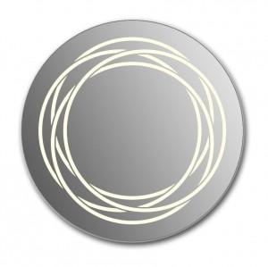 Зеркало Wenz Design D-rings круглое / без контурной подсветки