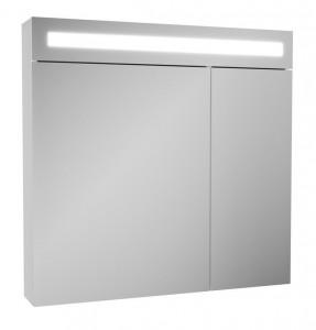 Зеркальный шкаф Owl Nyborg OW06.07.00 80 см с LED подсветкой