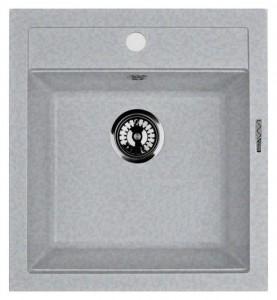 Q1.SCA Кухонная мойка Lava, цвет SCANDIC серый