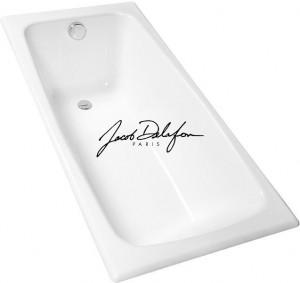 Чугунная ванна Jacob Delafon Ultima 150х70