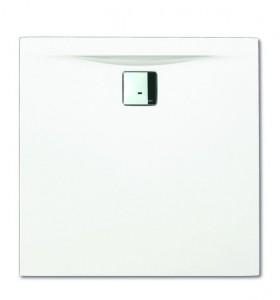 6617 Душевой поддон Hoesch THASOS 120 x 120 x 3 см, , квадратный, из искусственного камня
