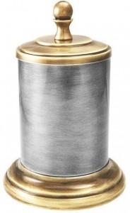 Баночка Migliore Mirella ML.MRL-4810.CRDO - хром/золото