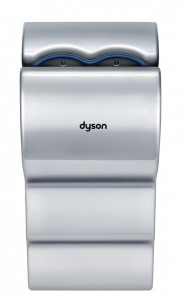 Сушилка для рук Dyson Airblade dB AB 14, серая