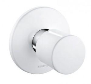 528159175 Вентиль встраиваемый Kludi Balance внешняя часть, цвет белый