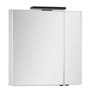 Зеркало-шкаф Aquanet Франка 85 00183045, цвет белый
