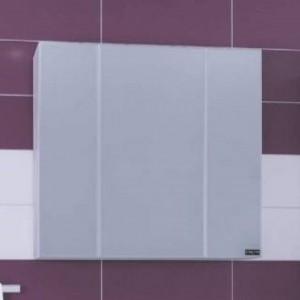 Зеркальный шкаф СаНта Стандарт 90 113017, цвет белый