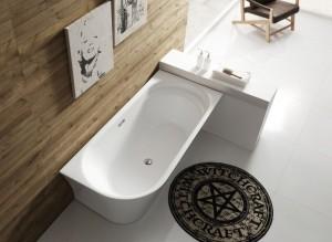 BELBAGNO Акриловая ванна BelBagno BB410-1500-780-R