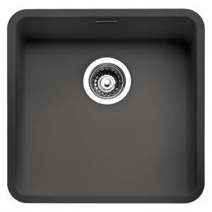 RX22009 Мойка кухонная Reginox Ohio 44 x 44 см, нержавеющая сталь, Midnight Sky