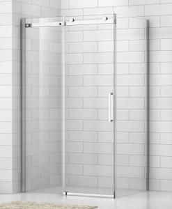 4000716 Неподвижная душевая стенка SaniPro OBZB/900, 90 х 195 см