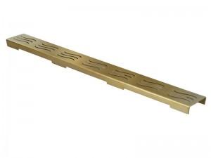 ZR G006-800 BR Решетка душевая Zorg Sanitary