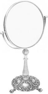 Настольное косметическое зеркало Migliore Elizabetta ML.ELB.CR-60.118.CR с 3-х кратным увеличением