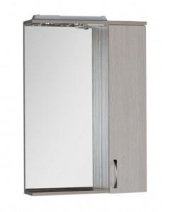 Зеркало-шкаф Aquanet Донна 60 00168928, цвет светлый дуб