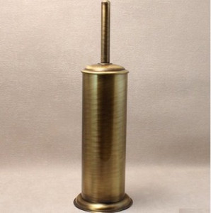 Ершик для туалета IBB Madras MA12A br, бронза