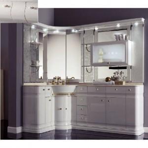 Комплект мебели Eurodesign Luxury Композиция № 15, Avorio Perlato/Аворио жемчужный