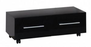 172338 Тумба Aquanet Верона 90 подкатная 00172338, цвет черный
