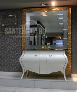 Комплект мебели Eurodesign Prestige Композиция № 4, Bianco Lucido/Белый окрашеный