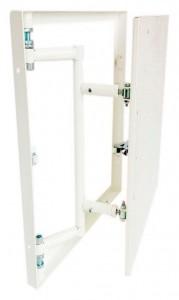 Сантехнический люк Revizor К-3 ширина 40, высота 50