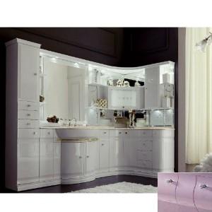 Комплект мебели Eurodesign Luxury Композиция № 5, Lilla Lucido/Лиловый окрашеный