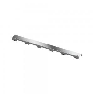 601082 Решетка TECE «Steel II» из нержавеющей стали, 1000 мм, глянец