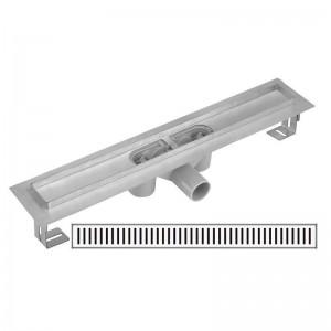 GL-SDL-02A60-DA660+FA600 Дренажный канал Gllon с решеткой