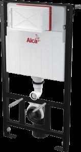 AM101/1000 Инсталляция AlcaPlast Solomodul для сухой установки