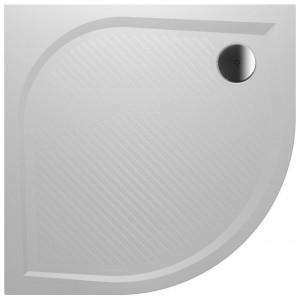 DB1800500000000 Поддон душевой Riho Kolping 100 x 100 см, DB18, из искусственного камня с сифоном и ножками