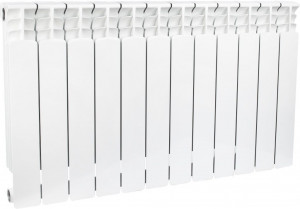 Радиатор биметаллический Stout Space SRB-0310-050012 12 секций