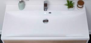 00204095 Раковина Aquanet Нота New 50 50x35 см встраиваемая, цвет белый