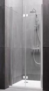 Terra Flat TV/S 100 L Душевая дверь Kolpa-San/R, стекло прозрачное
