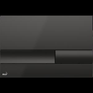 M1738 Кнопка управления AlcaPlast черная