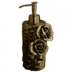 AM-B-0091A-B Дозатор мыла,бронза