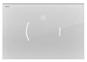421870 Клавиша Mepa Zero, сапфировое белое стекло