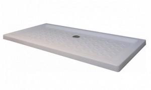 19170382-01 Душевой поддон RGW CR-128 80 x 120 см, керамика, прямоугольный