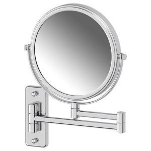 Настенное косметическое зеркало Defesto Pro DEF 101 двустороннее с 5-ти кратным увеличением