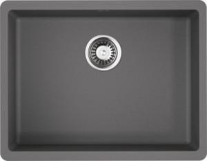 4993411 Мойка кухонная Omoikiri Kata 54-U-GR leningrad grey