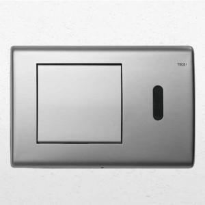 9240350 Кнопка смыва TECE Planus Urinal 9 240 350, нержавеющая сталь, сатин