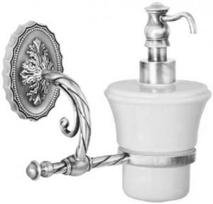 Дозатор жидкого мыла Migliore Edera ML.EDR-60.307.CR, хром