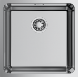 4993509 Кухонная мойка Omoikiri Tadzava 44-U-IN Quadro нержавеющая сталь/нержавеющая сталь