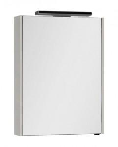 Зеркало-шкаф Aquanet Франка 65 00183044, цвет слоновая кость