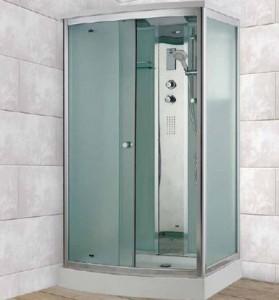 T-8815 C Душевая кабина Timo Comfort Clean Glass, стекло прозрачное, 120 x 90 см