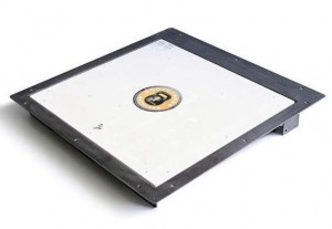 Пр 2 60-60 Напольный люк Практика Портал Пр 2 60×60 см с амортизаторами
