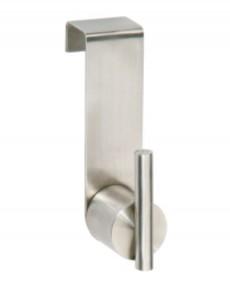 Крючок для одежды Bemeta Neo 104106153 2 x 4 x 7 см, хром матовый