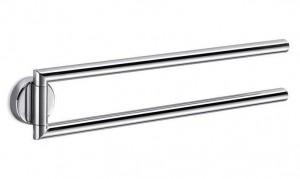 Полотенцедержатель двойной Inda Gealuna A10150CR, 37 см