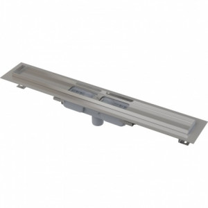 APZ1101-850 Душевой лоток Alca Plast APZ1101- 850 Low с порогами для перфорированной решетки