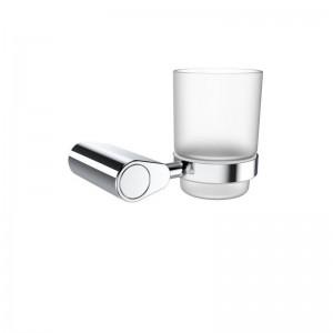 VERONA PUSH AM-M-032-CR Стакан стеклянный подвесной