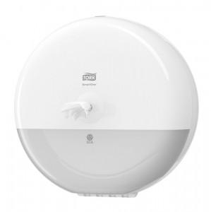Диспенсер  для туалетной бумаги Tork SmartOne680000 в рулонах, белый