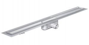 408725 Душевой канал Aco Showerdrain C 98.5*7*6.5 см, низкий сифон