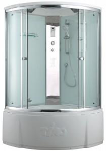 T-8855 C Душевой бокс Timo Comfort Clean Glass стекло прозрачное 150x150 см