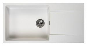 R30790 Мойка кухонная Reginox Amsterdam 540 100 x 50 см Pure White